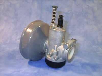 Problemas de carburacion y consumo alto Amal418B