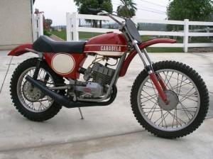 1971  Carabela 125 mx        l